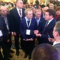 Форум ОТГ спілкування з першими і найкращими лідерами реформи
