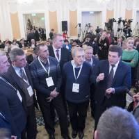 Форум ОТГ.Спілкування Г.Зубка  з першими і найкращими - лідерами реформи #децентралізації