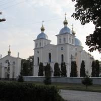 церква св.Івана Богослова в с. Ілавче