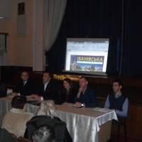 Перша зустріч в громаді з керівництвом проекту DOBRE