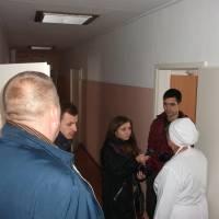 В Ілавченській лікарні 3.12.2016