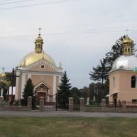 Церква Різдва Пресвятої Богородиці УГКЦ в с.Іванівка