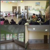 Відкриття дитячого садка в с.Сороцьке
