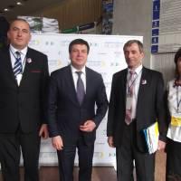 зустріч з віце прем єр-міністром Г.Зубком