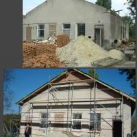 Адмін будинок - реконструкція  станом на вересень 2016р.