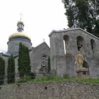с.Дубівці. Церква Святого Архистратига Михаїла, збудовані у 1906 році