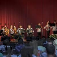 Фотозвіт концерту присвяченого Дню захисту дітей, за участю учнів та викладачів Великобірківської музичної школи. БК с.Байківці