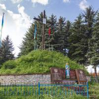 с. Байківці, Символічна могила воякам УСС (1990)