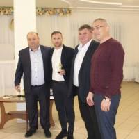 Кращий бомбардир чемпіонату України серед аматорських команд Ігор Вонс.