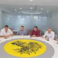 Робоча зустріч по стратегії розвитку ФК