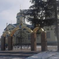 Церква Казанської ікони Божої Матері с.Нападівка