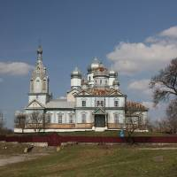 Стара дерев'яна церква