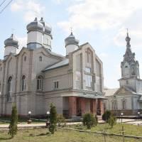 Церква с.Борщівка