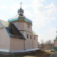 Церква с.Синівці