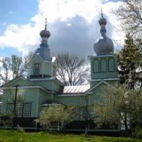 Церква с.Передмірка