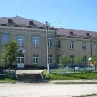 Школа с. Борщівка
