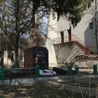 Пам'ятник с.Борщівка