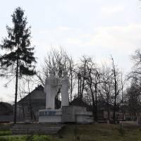 Пам'ятник с.Синівці