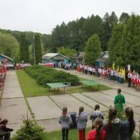 Дитячий табір Лісова казка с.Борщівка