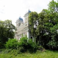 Костел Святого Миколая 1860р.