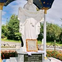 м. Шумськ, Фігура Покрови Пресвятої Богородиці