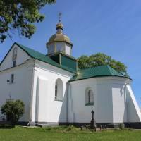 м. Шумськ, Спасо-Преображенська церква XVII ст.