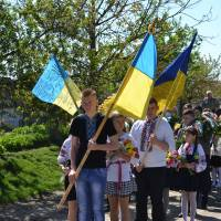 День пам'яті та примирення с. Биківці 06.05.2016