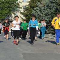 Святковий спортивний пробіг