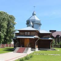 м. Шумськ, Церква святих мученець Віри, Надії, Любові та їх матері Софії