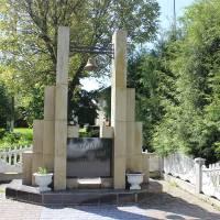 м. Шумськ, Пам'ятник жертвам Чорнобильської катастрофи