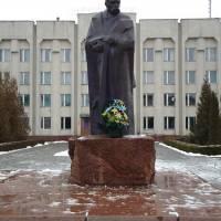 памятник Т.Г.Шевченку