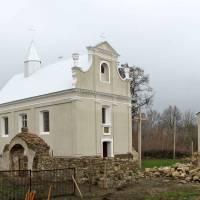 Церква - костел в Тарноруді