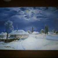 Картини Ольги Шпирки (Іванківська ЗОШ І-ІІІ ступенів)