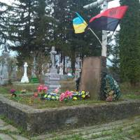 Могила воїнів УПА