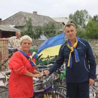 Ініціатори акції- Наталя та Сергій Кульчицькі.