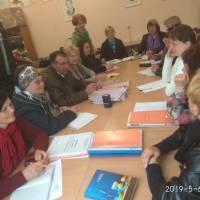 Семінар-практикум працівників культури