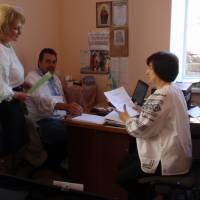 В кабінеті заступника селищного голови