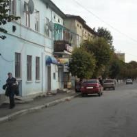Центральна вулиця селища