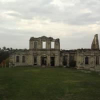 Руїни Замкового палацу