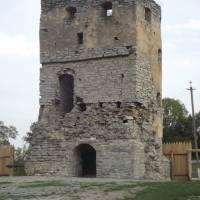 Порохова вежа – вигляд з внутрішнього двору