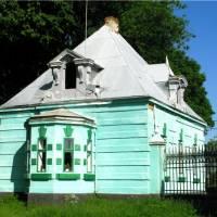 Будинок садівника в парку Голуховського, зберігся до сьогодні