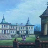 Картини Євгена Шпака