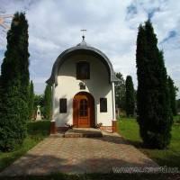 Дзвіниця біля церкви