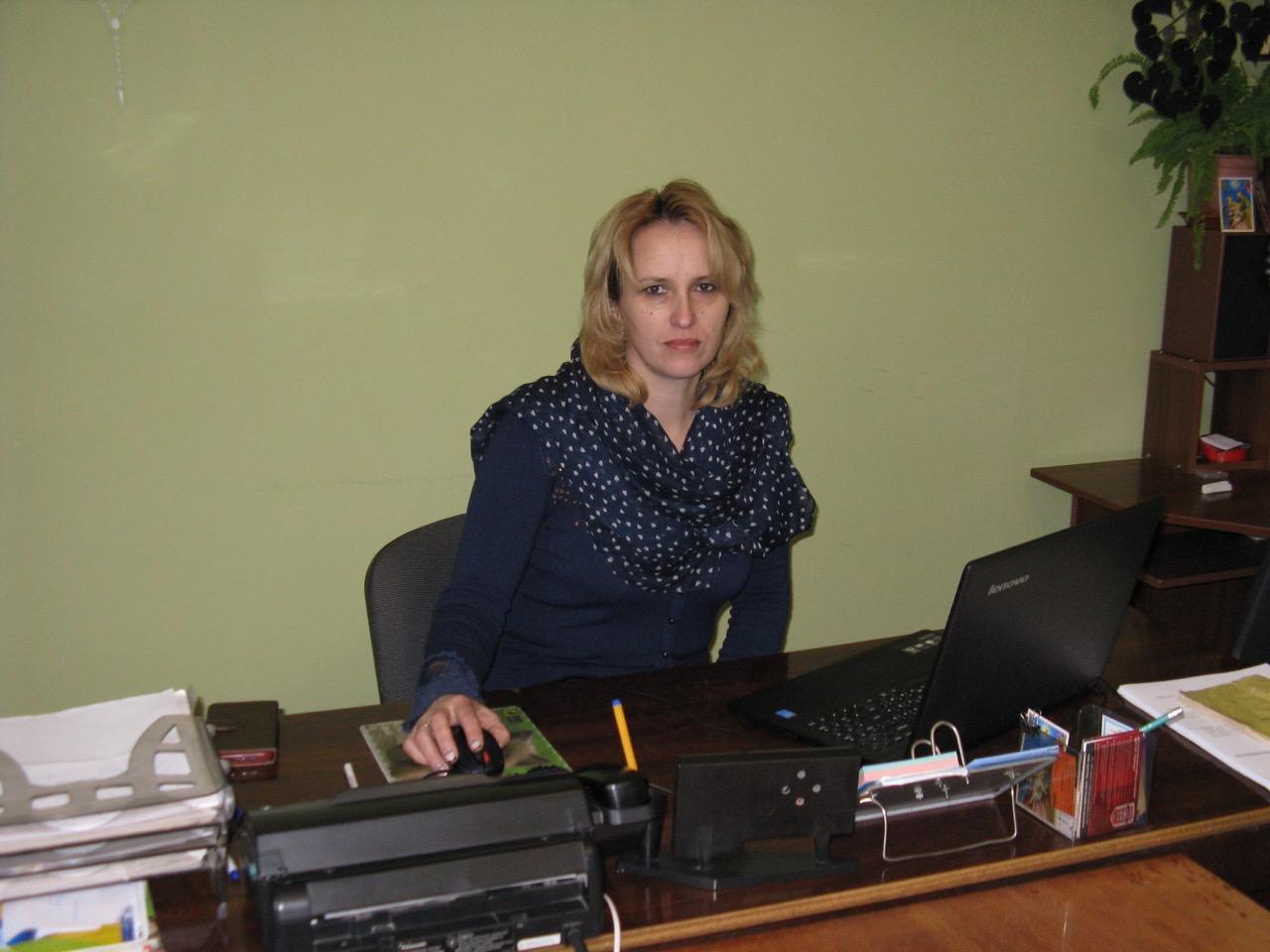 Диць Оксана Іванівна