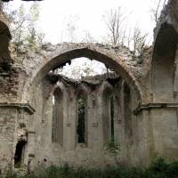 Руїни костелу Св. Антонія