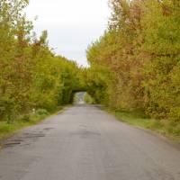 дорога Малинівка-Чугуїв