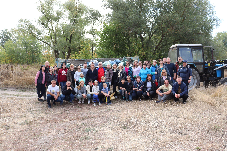 Як пройшла Еко-акція World Cleanup day