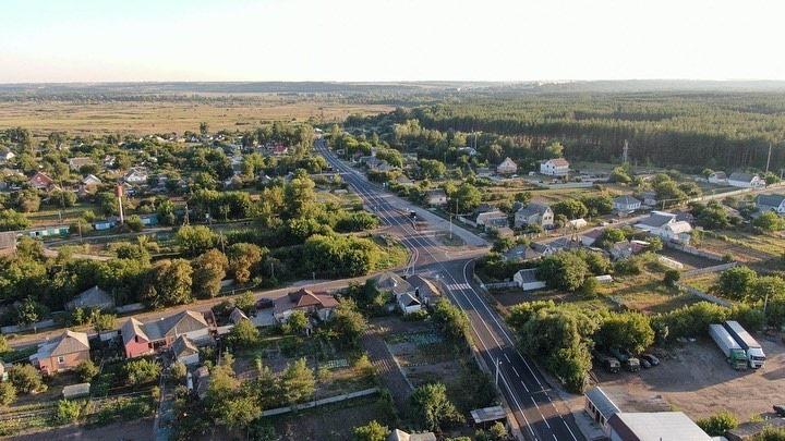 Детальний план території Андріївки