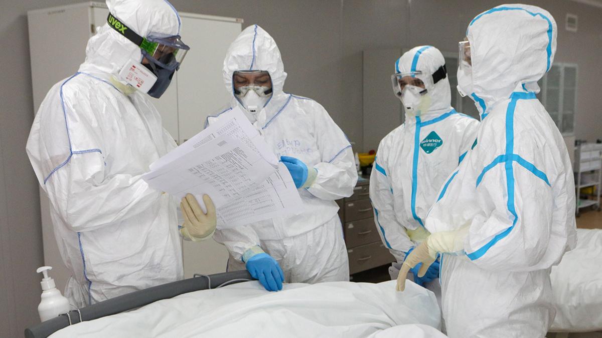 На Харківщині коронавірус лікують у 18 медичних закладах