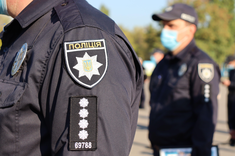 Поліцейський офіцер громади